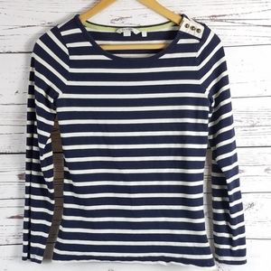 Boden long sleeve top size 4